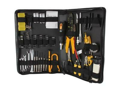 Syba SY-ACC65053 100 Piece Computer Technician Tool Kit for Repairing, Wiring, C