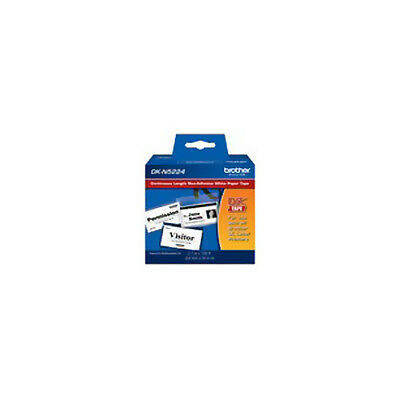 """Brother DKN5224M Brother Cont. Length paper label 2"""""""