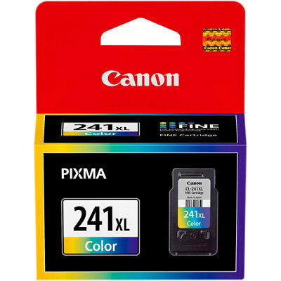 Canon CL-241XL Color Cartridge Ink CL-241 XL Color Cartridge