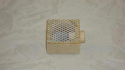Queen Cage Beekeeping Tool Wood And Mesh With Stopper