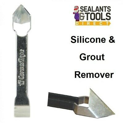 CornerTape M Cut Out Silicone Sealant Caulk Remover Tool Sealant & Grout Removal