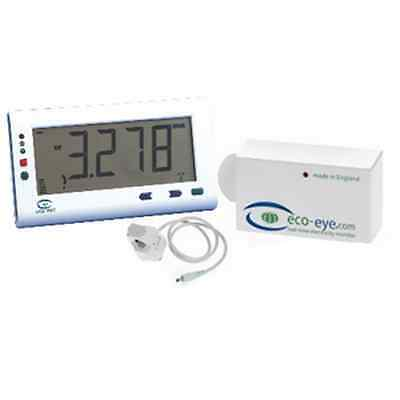 Eco Eye Smart | Eco Eye Smart PC | Advanced Energy Monitor with usage alarm