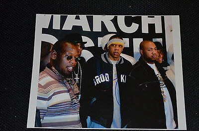 JAY Z signed Autogramm  In Person 20x25 cm RAR !!