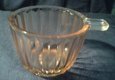 Jeannette Jennyware Pink One Cup Measuring Cup