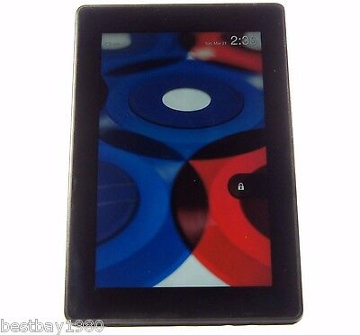 "Amazon Kindle Fire HD 8GB, WI-FI, 7"" 7in - Black 3rd Generation P48WVB4"