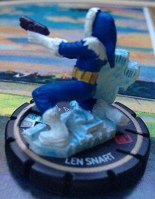 AA Heroclix CAPTAIN COLD 201 Boxed LE Collateral Damage DC Addl Fig $0 Ship