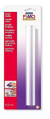 Staedtler Fimo 8700 05 Acrylic Roller - Rolling Pin Accessory For Clay