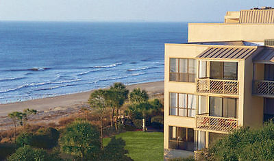 Marriott's Monarch at Sea Pines, HIlton Head ~ OCEANFRONT 2BR/2BA  July 4th week