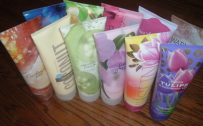 BATH & BODY WORKS TRIPLE MOISTURE BODY CREAM NEW SIGNATURE COLLECTION NICE!