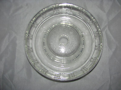 Glasbake Queen Anne Bundt Cake or Tube Pan or Ring Mold