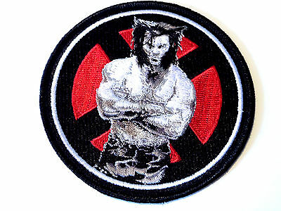 Wolverine  EMBROIDERED PATCH Marvel comics iron/sew on Officially Licensed
