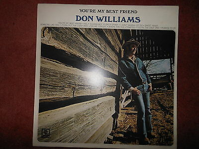 Don Williams LP You're My Best Friend
