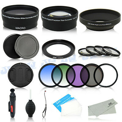 Essential Lens Graduated Filters Clean Kit for Canon PowerShot SX500 IS SX510 HS