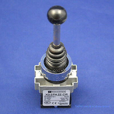 2 Position 2NO XD2PA22 Spring Return Joystick Switch
