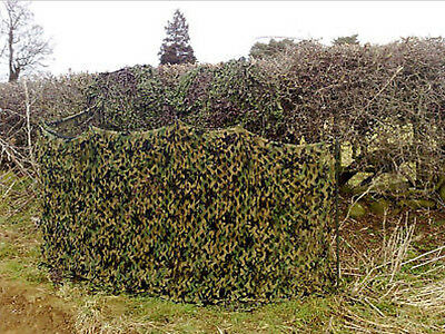 5X8ft Camouflage Net system radar scattering Camo cover Sunshades Hunting