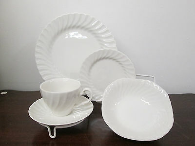 Johnson Bros. Regency 1- box 4-5pc. place settings new perfect condition