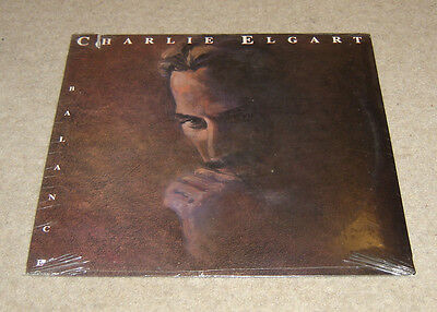 Charlie Elgart Balance Vinyl LP New Sealed