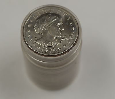 1981 S Proof $1 Susan B Anthony Type 1 Dollar Roll 25 Coins