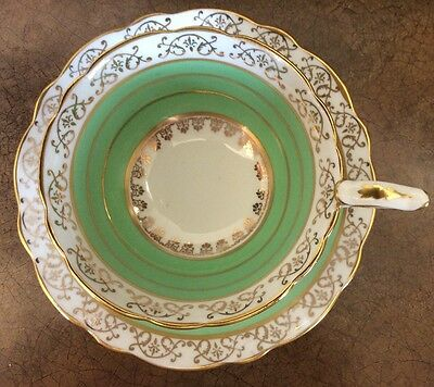 Royal Stafford Teacup and Saucer