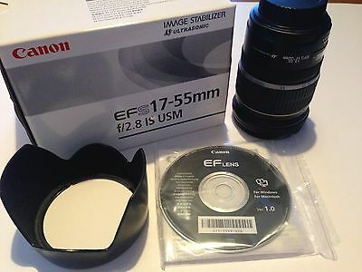 Canon EF-S 17-55mm f/2.8 IS USM Lens - Pristine!!!!