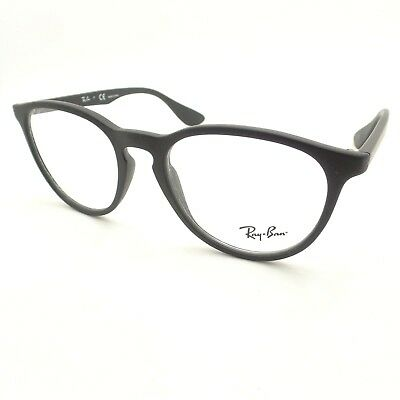 9f508885144 Ray Ban RB 7046 5364 Matte Black Rubber RX Frame New Authentic Buyer Picks  Size