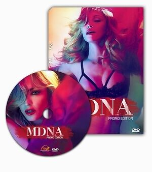 Madonna - MDNA DVD Promo 2012 (superbowl, live, remixes, interview )