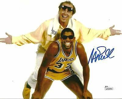 Magic Johnson Signed Autographed 16x20 Photo JSA Authenticated #12