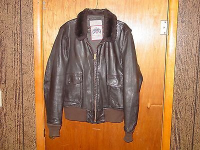 Flight Jacket,Excelled MIL-J-7823E(AS) type G-1 size 46