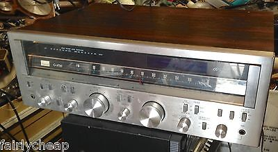SANSUI G-6700 PURE POWER DC STEREO RECEIVER