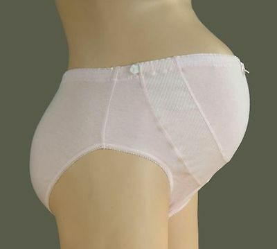 Maternity Underwear Briefs Panties Cotton Tummy Support