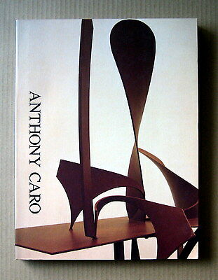 ANTHONY CARO, Exhibition, Catalogue / 1995,  Museum of Contemporary Art, Tokyo