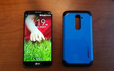 Unlocked LG G2 D800 - 32GB - Black (AT&T) Smartphone in Excellent Condition!