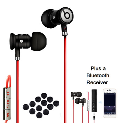 urBeats by Dr Dre Earbuds In-Ear Beats Buds Headphones + Bluetooth Wireless e6ea40dc5925