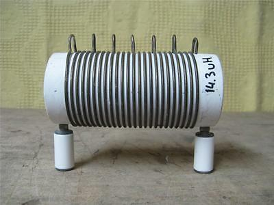 FIXED AIR WOUND HIGH POWER COIL 14.3 uHy