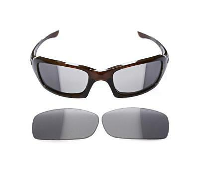 New Replacemnt Photochromic Lens For Oakley Five Squared Sunglasses