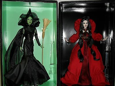 HAUNTED BEAUTY VAMPIRE WIZARD OF OZ GLAMOUR WICKED WITCH OF THE WEST BARBIE DOLL