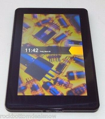 "Amazon Kindle Fire Black Model D01400  8GB Wi-Fi 7"" Inchs 1st Generation"