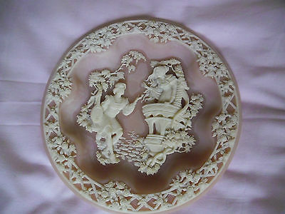"RARE BRADEX ""ROGER AKERS"" ROMEO & JULIET COLLECTORS PLATE 1988"