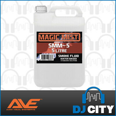 SMM-5 Magic Mist High Quality Smoke Fluid Fog Smoke machine 5 litre Made in A...