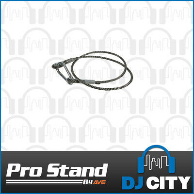 SW-03 SAFETY WIRE 5MM WIRE 85CM LENGTH 50KG RATED Dj party lighting stand