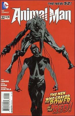 Animal Man (2011) #22-23 (lot of 2 issues)  DC New 52
