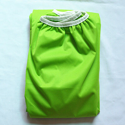 Green Pail Liner Large Diaper Bag PUL Reusabel Baby Cloth Diaper Nappy Wet Bag