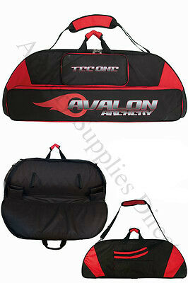 Avalon Archery Red Tec One Semi Rigid Compound Bow Case 110X40X12CM