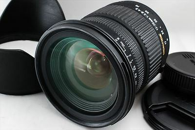 SIGMA 17-70mm f/2.8-4.5 DC MACRO For PENTAX Excellent From JAPAN