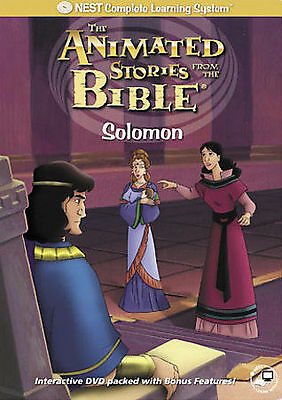 Animated Stories from the Bible - Solomon (DVD, 2008)