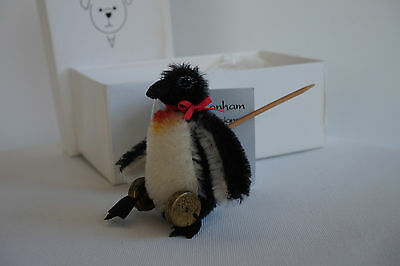 Deb Canham Brenda Power Collection Penguin limited edition 16 of 2000
