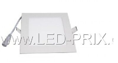 Spot LED carré 85 x 85mm encastrable 3 watts Blanc froid 6500k