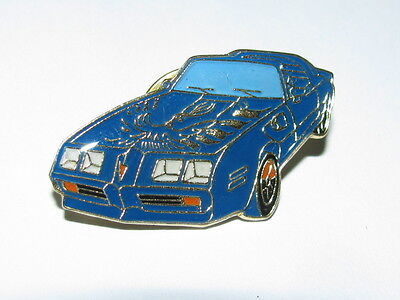 Collectable Pontiac Trans Am Pin