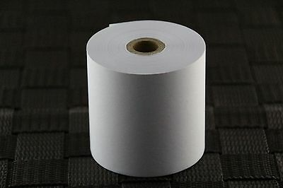 Bond Paper Roll 57x57x12mm Carton of 48Rolls EFTPOS,Cash registers,Receipt Paper