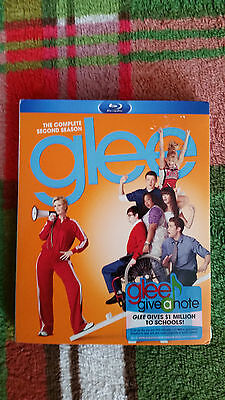 Glee: The Complete Second Season (Blu-ray, 2011, 4-Disc Set)